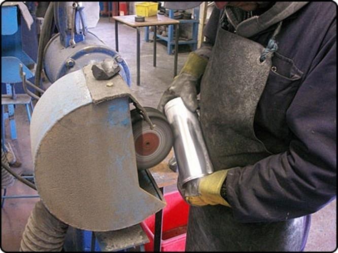 Химическая полировка металла своими руками 45